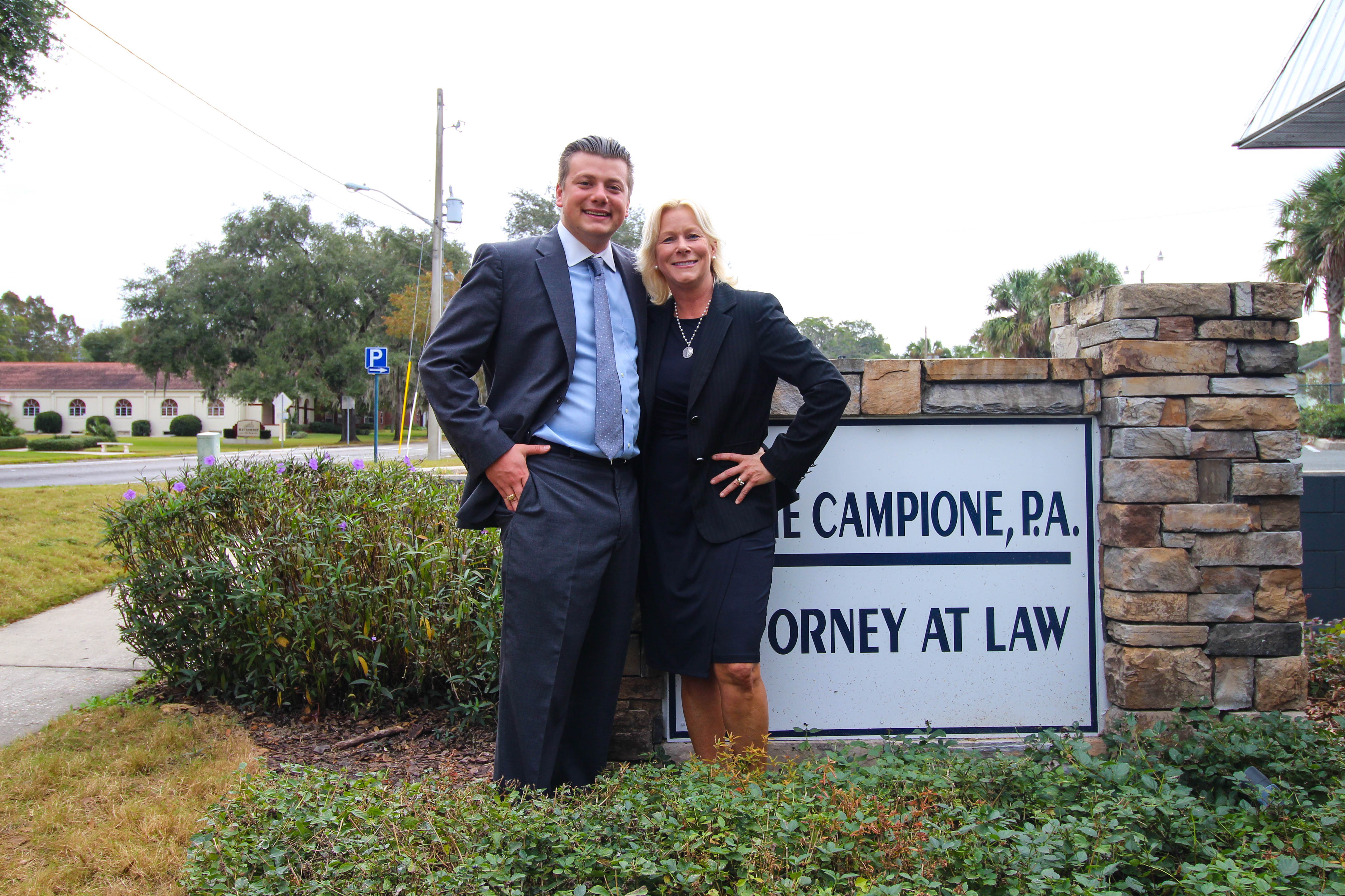 The Law Firm Of Campione Law P A Has A New Location In
