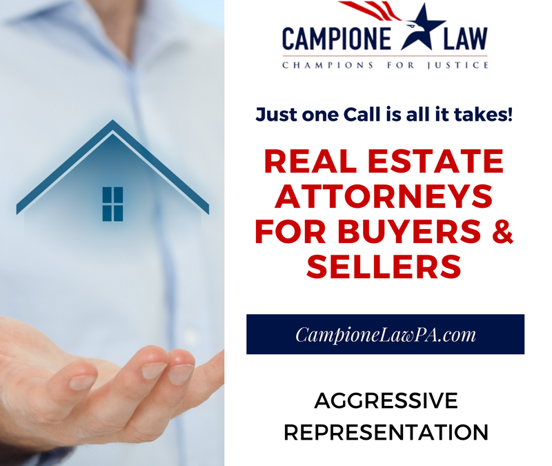 Real Estate Attorney in Jacksonville for Purchase Agreement Contracts