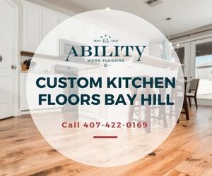 Custom Kitchen Floors Bay Hill